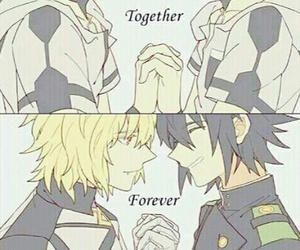 anime and mikayuu image