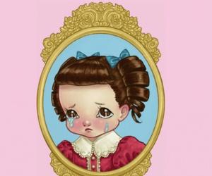 melanie martinez, background, and cry baby image