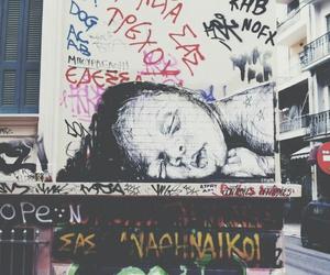 street art and graffit image