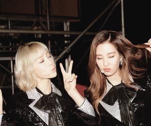 snsd, seohyun, and taeyeon image