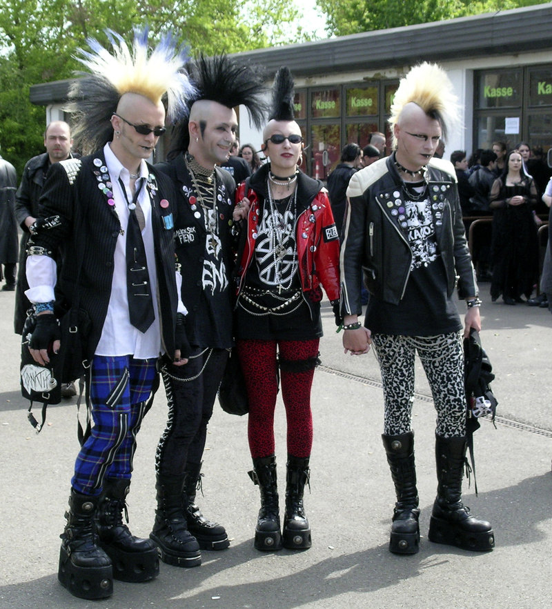 48 images about punks are the prettiest on we heart it see more