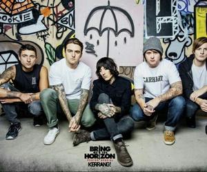 bands, fotografía, and bmth image