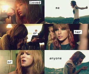 Taylor Swift, i knew you were trouble, and trouble image