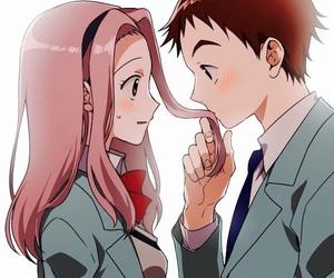 anime, izzy, and koumi image