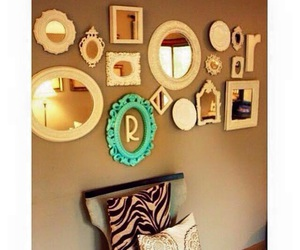 decoracao, mirror, and girls image