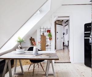 home and minimalist image