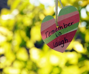 laugh, heart, and remember image
