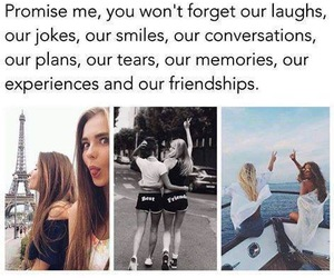 friendship, bff, and friends image