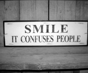 smile, quotes, and people image