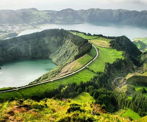 azores, placestovisit, and nature image