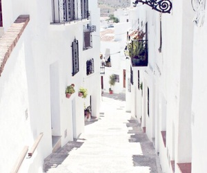 white, summer, and Greece image