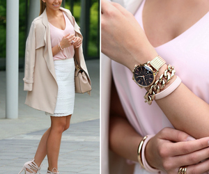 accessories, jewellery, and skirt image