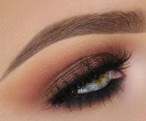 beauty, dramatic, and eye makeup image