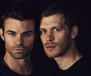 The Originals, joseph morgan, and daniel gillies image