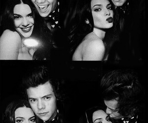 kendalljenner and harrystyles image