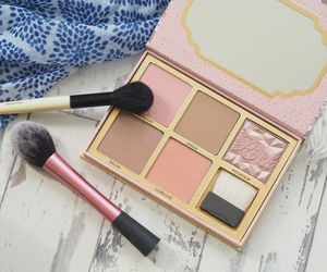 cheeks, makeup, and palette image