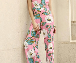 clothes, floral, and fashion image