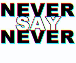 justin bieber, never say never, and biebs image
