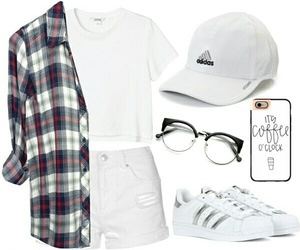 adidas, outfits, and casual image
