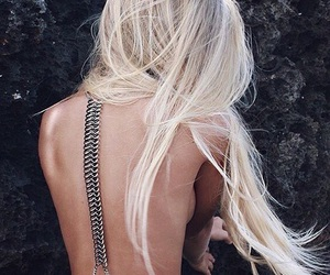 bleach, naked, and tan image
