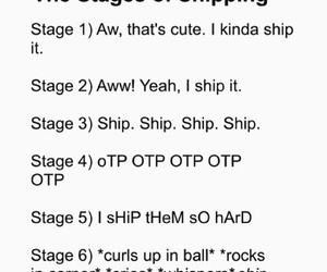 fandom, otp, and ship image
