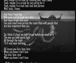love love love, Lyrics, and of monsters and men image