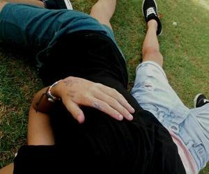 boy, love, and gay image