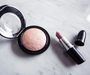 lipstick, boy, and mac image