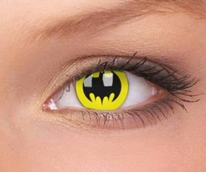 batman, cool, and eye image