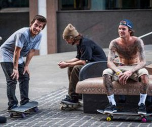 boy, ryan sheckler, and skate image