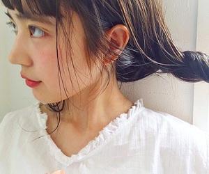 girl, cute, and nanamifujita image