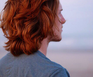 ginger, boy, and redhead image