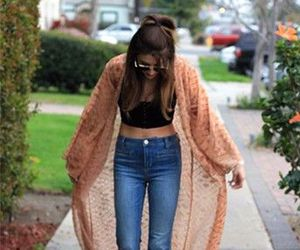 outfit, boho, and style image
