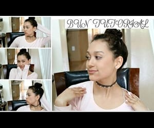 diy, Easy, and hair up image