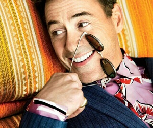 gq, cute, and robert downey jr image
