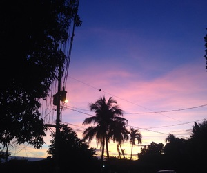 beautiful, sunset, and vscocam image