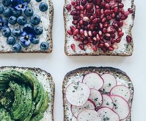 avocado, food, and fitness image