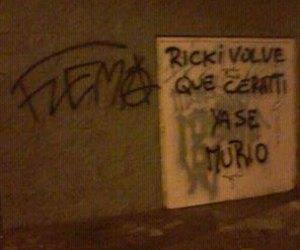 punk, cerati, and ricky image