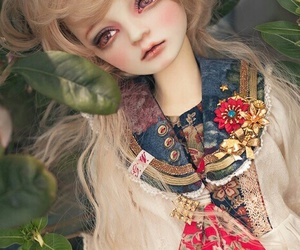 anime, ball joint doll, and bjd image