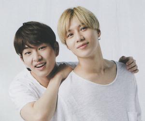 SHINee, Taemin, and Onew image