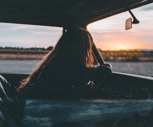 girl and wanderlust image