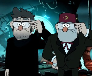 disney, gravity falls, and pines image