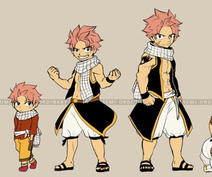 natsu dragneel, fairy tail, and anime image