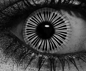 arte and blanco y negro image