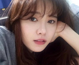 actress, makeup, and hyesun image