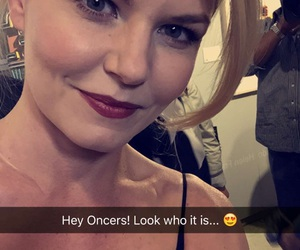 Jennifer Morrison, ️ouat, and dark swan image