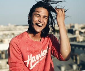 Hot, long hair, and smile image