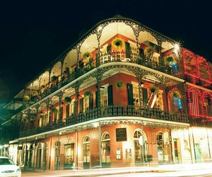 new orleans and french quarter image