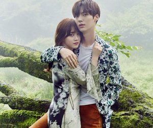 couple, goo hye sun, and ku hye sun image