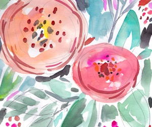 art, art prints, and blooms image